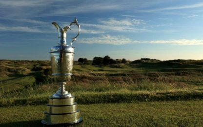 Coronavirus, cancellato il The Open Championship