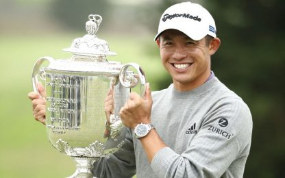 Sorpresa al PGA Championship, vince Morikawa