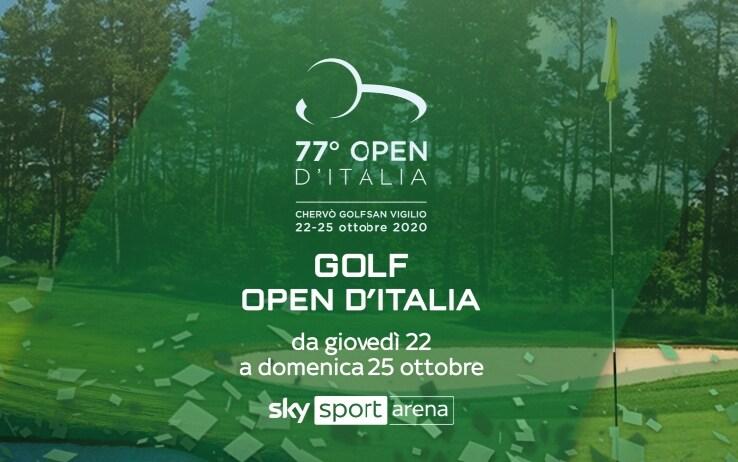 Open D Italia Al Via Da Giovedi Tutto Il Torneo Live Su Sky La Programmzione L Sky Sport