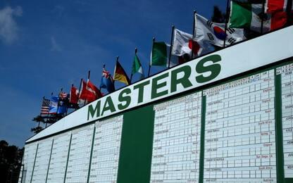 Torna l'Augusta Masters, da giovedì tutto su Sky