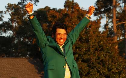 Masters, vittoria storica di Matsuyama