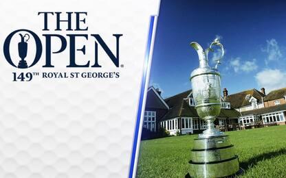 Torna l'Open Championship, due azzurri al via