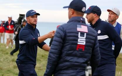 Usa, Ryder Cup a un passo: Europa sotto 11-5