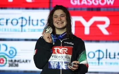 Grande Italia a Glasgow: 6 medaglie nel 1° giorno