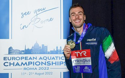Europei Glasgow: Greg torna d'oro, come Panziera