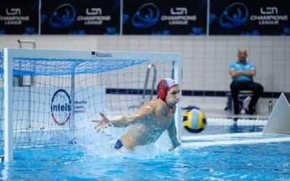 Super Pro Recco in Champions, Tbilisi ko 24-9