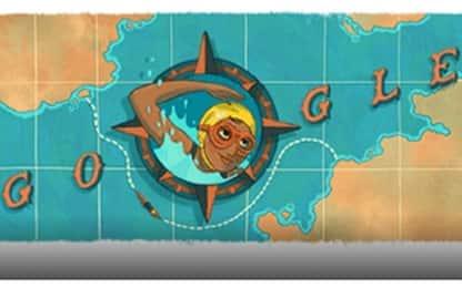 Arathi Saha, la protagonista del Doodle di oggi