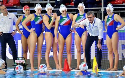 Setterosa, con l'Ungheria ci si gioca le Olimpiadi