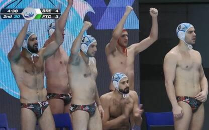 Super Brescia! Ferencvaros battuto 9-6