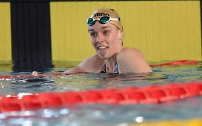 Panziera record, pass olimpico per Sara Franceschi