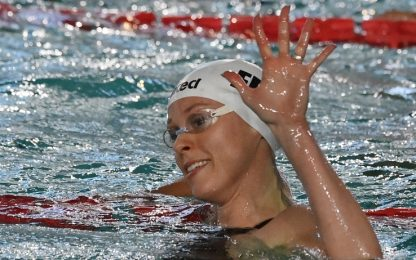 Pellegrini si qualifica alla sua 5^ Olimpiade