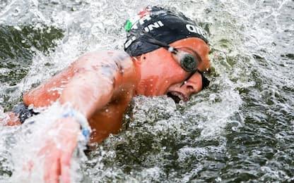 Europei nuoto, bronzo Bruni nella 10 Km