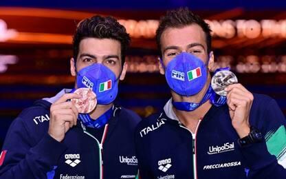 Europei, altre 4 medaglie. Pilato record mondiale