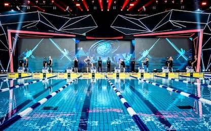 International Swimming League, 4 giorni di gare