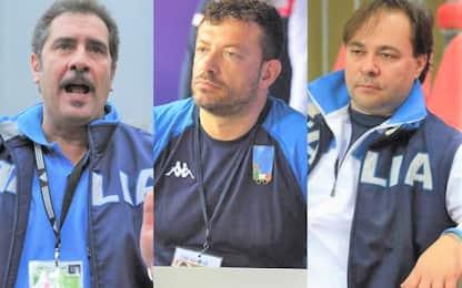 Rivoluzione Italscherma, ecco i 3 nuovi allenatori