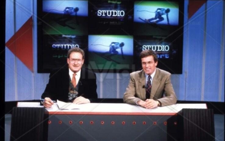 Studio Sport, Telecapodistria 1988