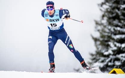 Sprint Slovenia: Pellegrino 2°, vince Chanavat