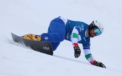 Snowboard, Coratti trionfa in Slovenia
