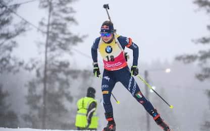 Sprint, Wierer 19^: duello con Eckhoff per coppa