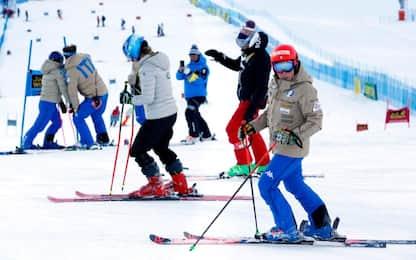 Sci alpino, l'Italia riparte dallo Stelvio