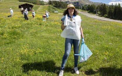 Brignone: l'iniziativa in difesa dell'ambiente