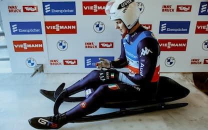 Dominik Fischnaller, buona la prima: è 3° a Igls