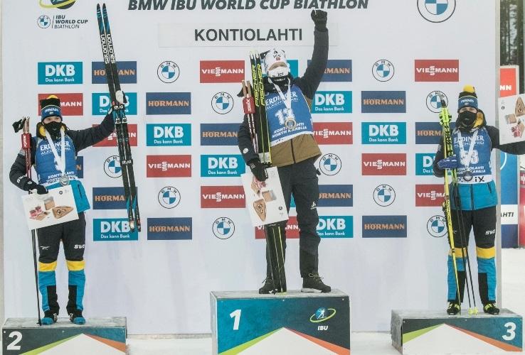 IBU Biathlon World Cup Kontiolahti, Finlandia