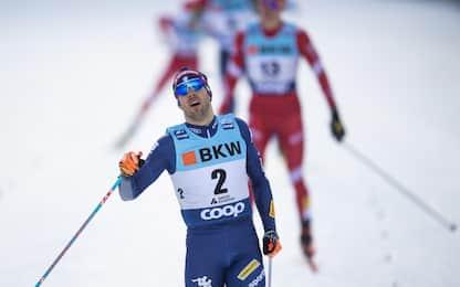 Pellegrino vince Coppa del mondo specialità sprint
