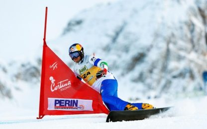 Fischnaller vince a Cortina, secondo March