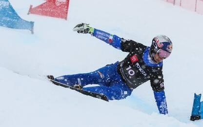 Fischnaller, l'highlander dello snowboard italiano