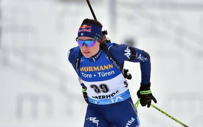 Super Wierer, seconda nella sprint di Oberhof