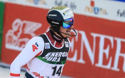 Slalom Flachau, vince Feller. Ancora out Vinatzer