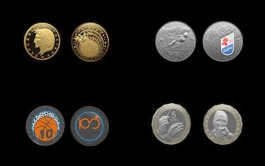 euro monete 2021 combo