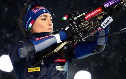 Anterselva, Italia 4^ nella staffetta femminile