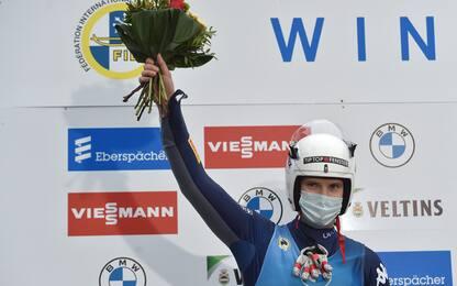 Fischnaller vince la Coppa del mondo di sprint