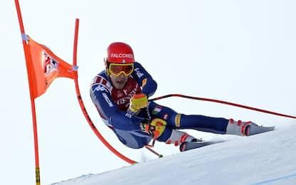 SuperG Kitzbühel: vince Kriechmayr, 4° Innerhofer