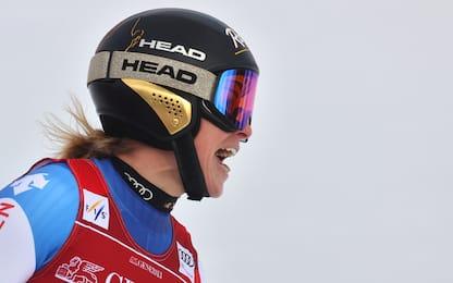 SuperG di Garmisch, vince ancora Gut. Brignone 7^