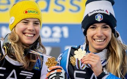 Austria in testa, Italia 6^: il medagliere finale