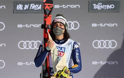 Riscatto Brignone: trionfo nel SuperG Val di Fassa