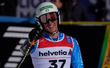 Mondiali juniores: Franzoni argento in Gigante