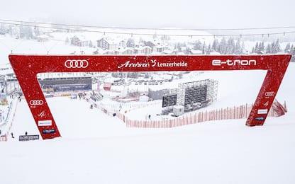 Super G cancellati: Coppa a Gut e Kriechmayr