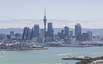 Auckland, lockdown di 7 giorni: attesa per finale