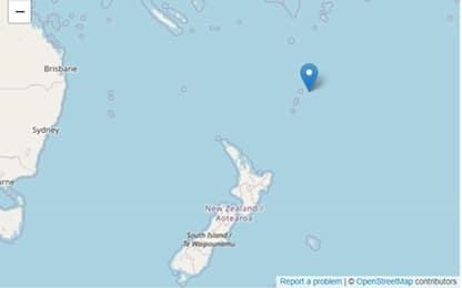 Rientra allarme tsunami, finale al via il 10 marzo