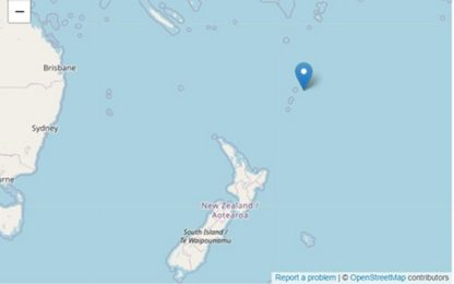 Auckland evacuata, America's Cup a rischio