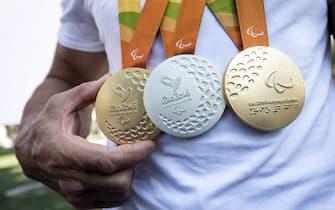 Gli atleti olimpici e paralimpici ricevuti al Quirinale da Sergio Mattarella