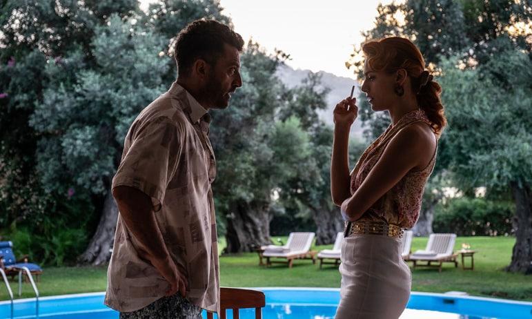 Pietro Bosco (Guido Caprino) e Veronica Castello (Miriam Leone)