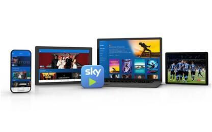 Sky Go, ecco la nuova app: tutte le novità