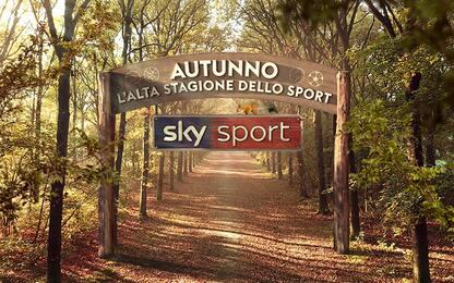 L'alta stagione Sky Sport: non andare in letargo!