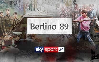 Muro Berlino, 30 anni dopo. La programmazione Sky
