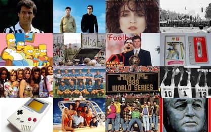 1989, ricordate tutti gli eventi di quell'anno?